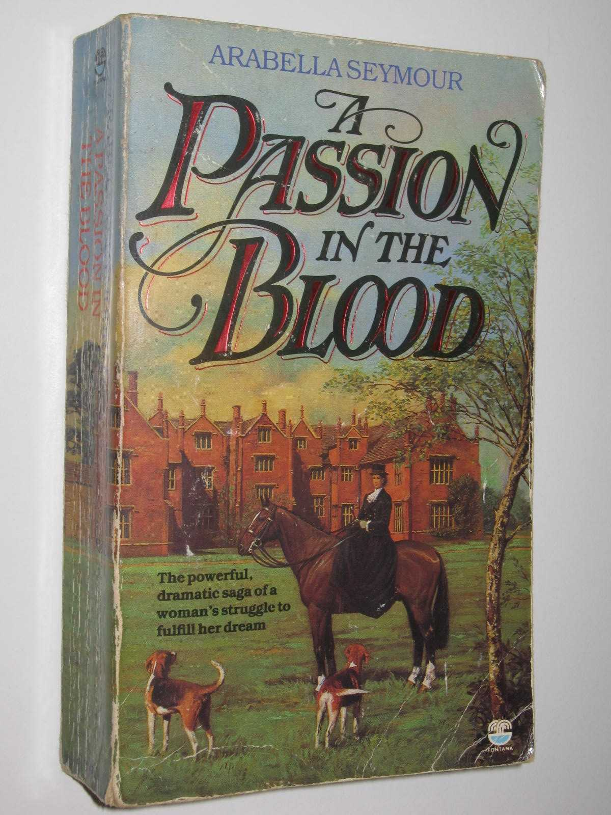 Image for A Passion in the Blood