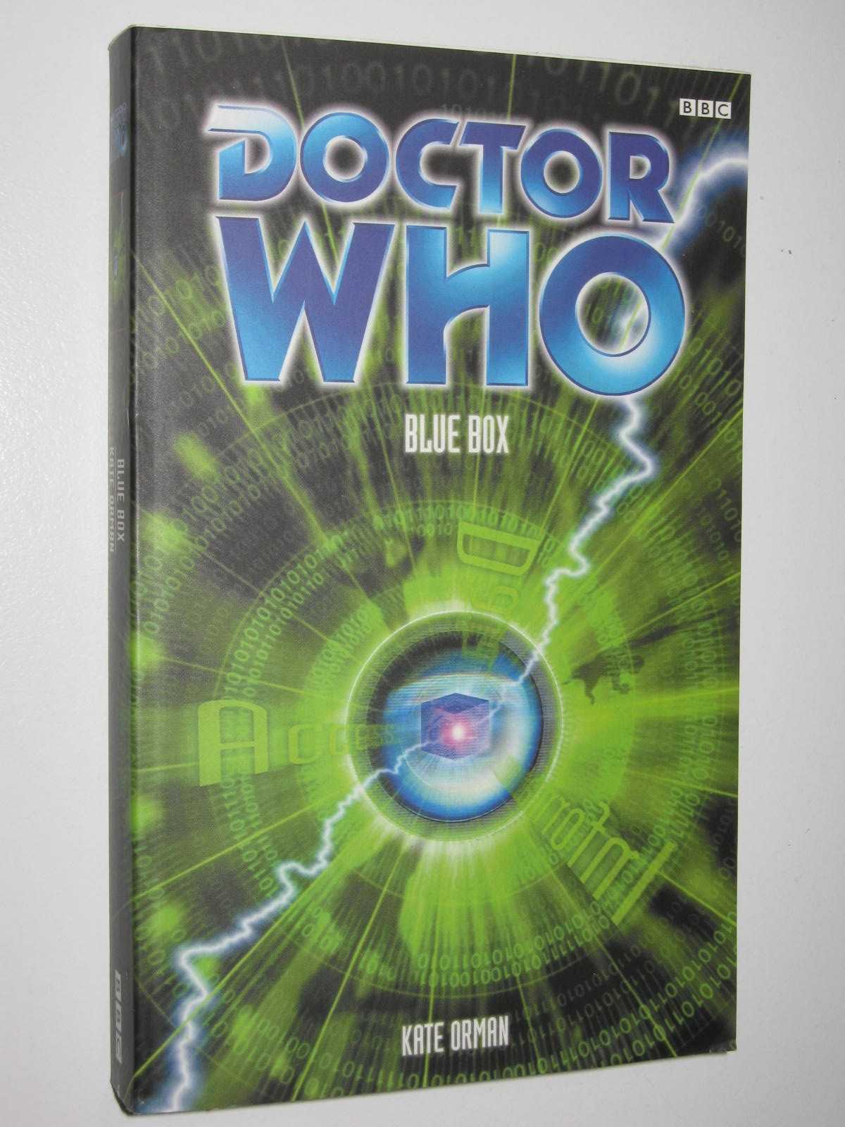 Image for Doctor Who: Blue Box