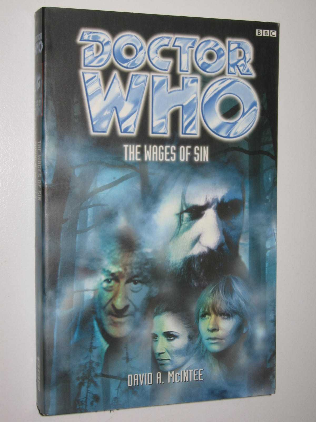 Image for Doctor Who: The Wages of Sin