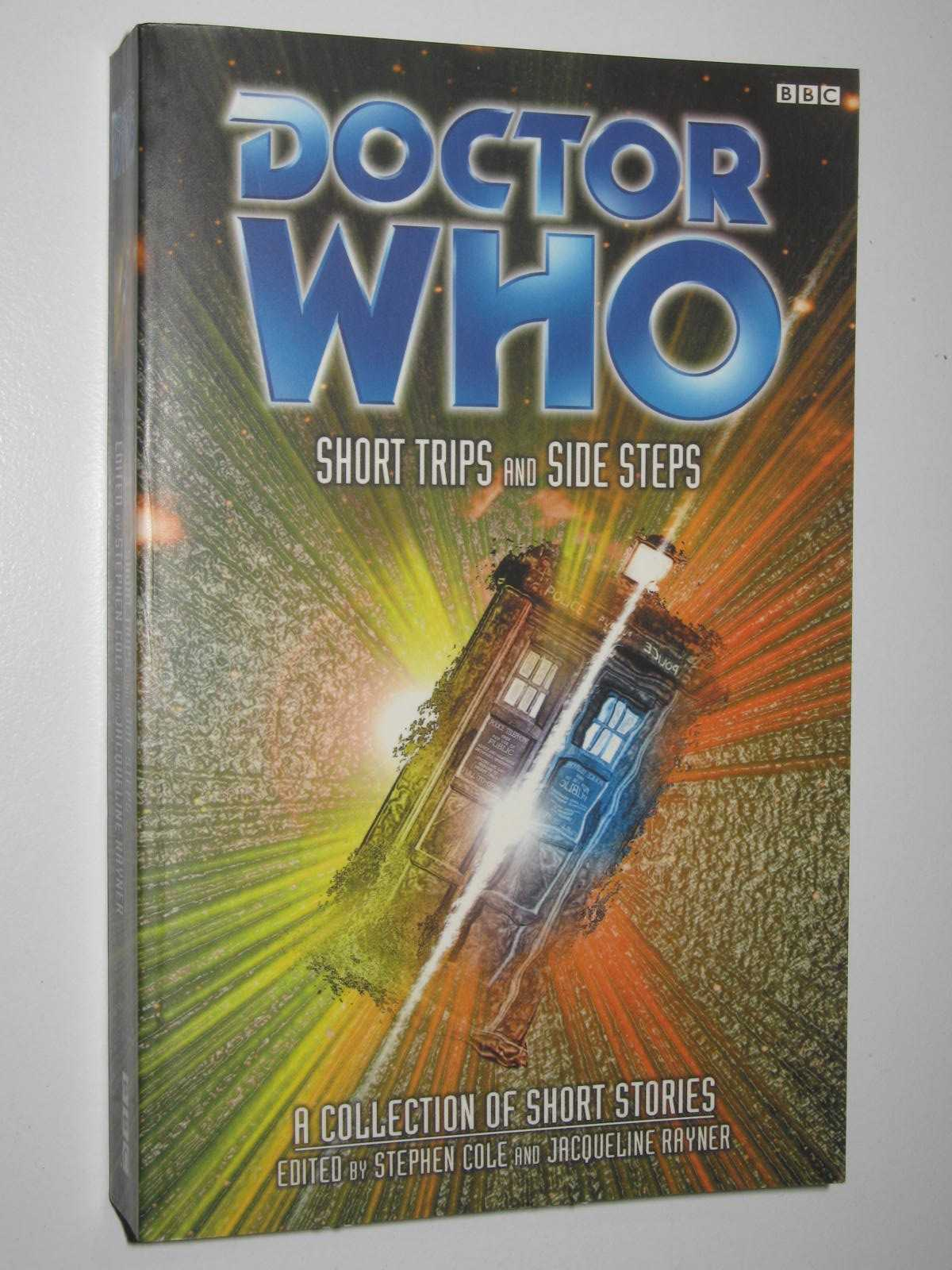 Image for Doctor Who: Short Trips and Side Steps