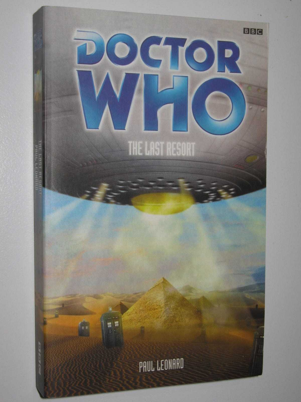 Image for Doctor Who: The Last Resort