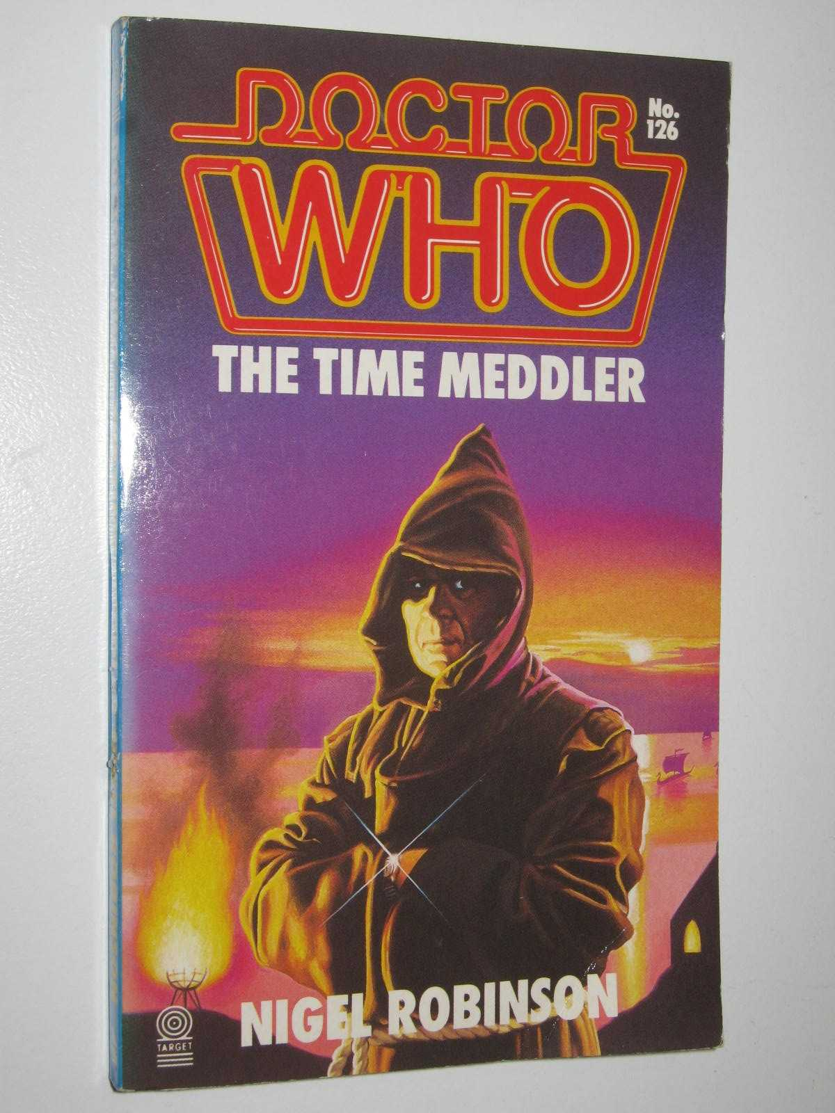 Image for The Time Meddler - Doctor Who Library #126