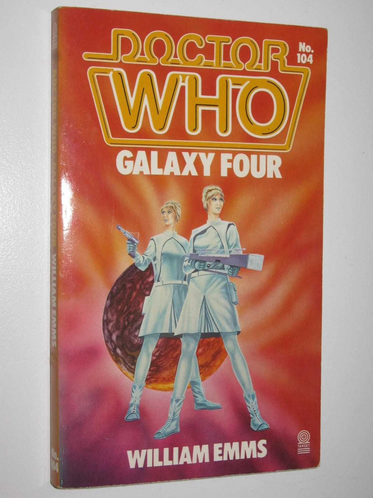 Image for Galaxy Four - Doctor Who Library #104