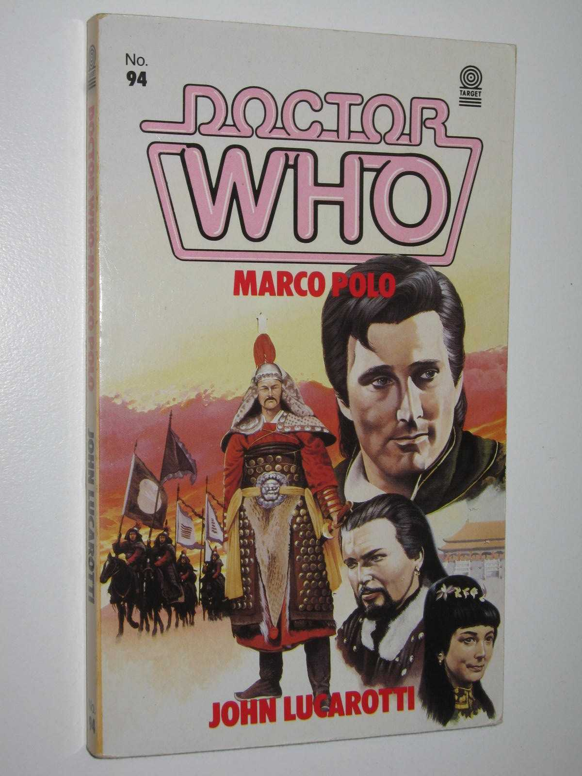 Image for Marco Polo - Doctor Who Library #94
