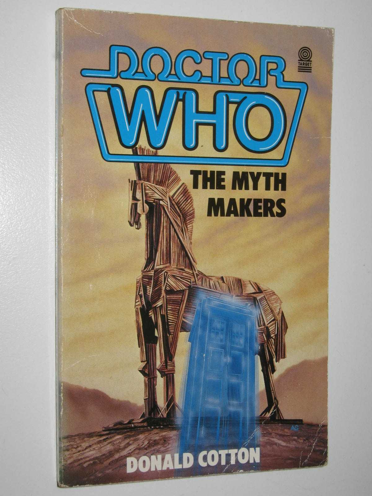 Image for The Myth Makers - Doctor Who Library #97