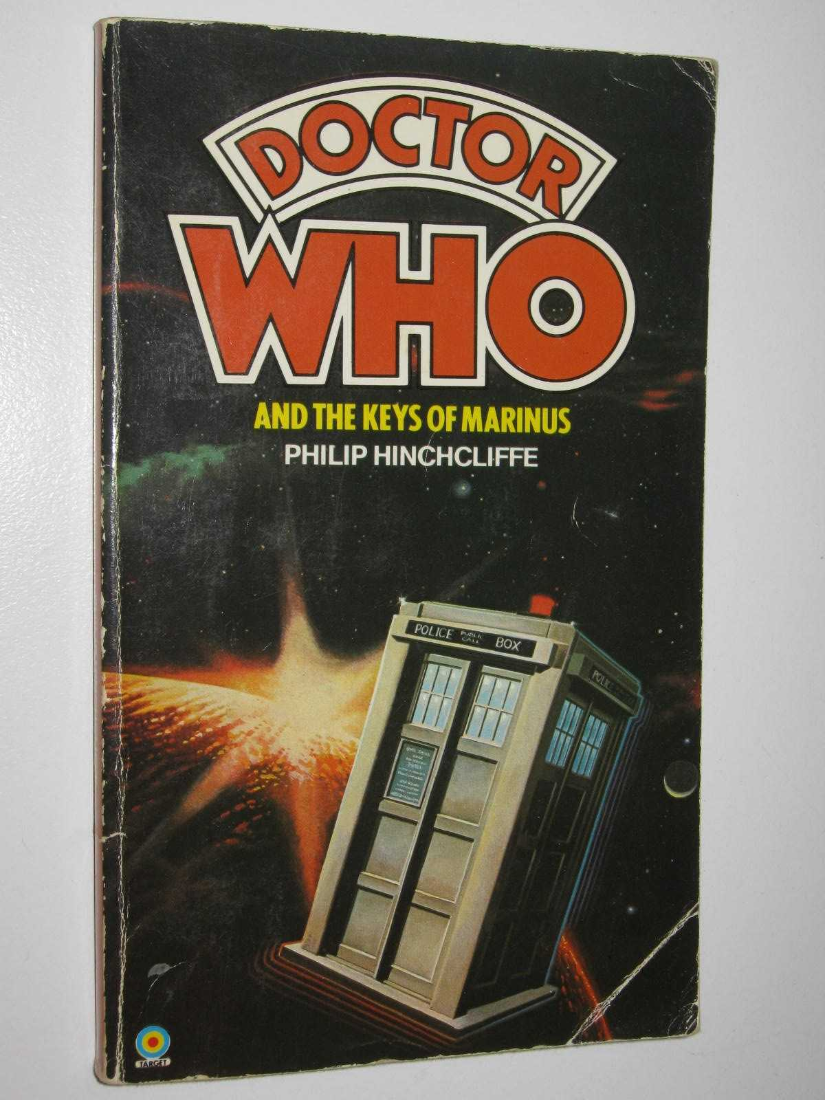 Image for Doctor Who and the Keys of Marinus - Doctor Who Library #38