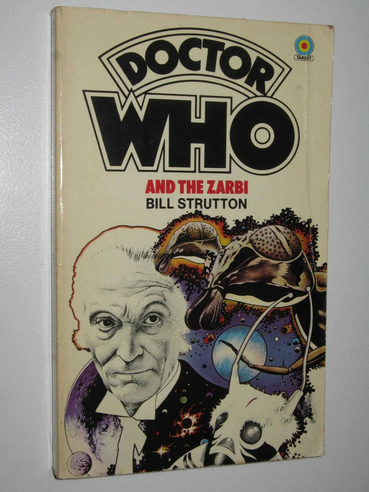 Image for Doctor Who and the Zarbi - Doctor Who Library #73