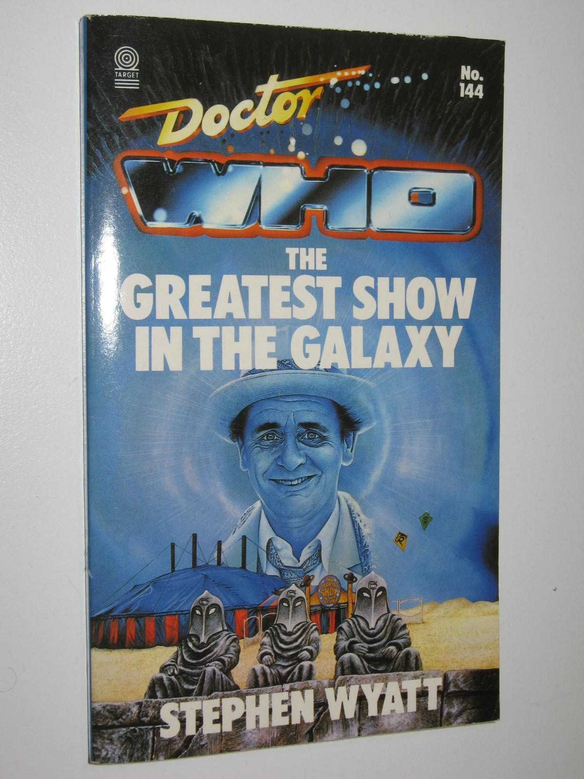 Image for The Greatest Show in the Galaxy - Doctor Who Library #144