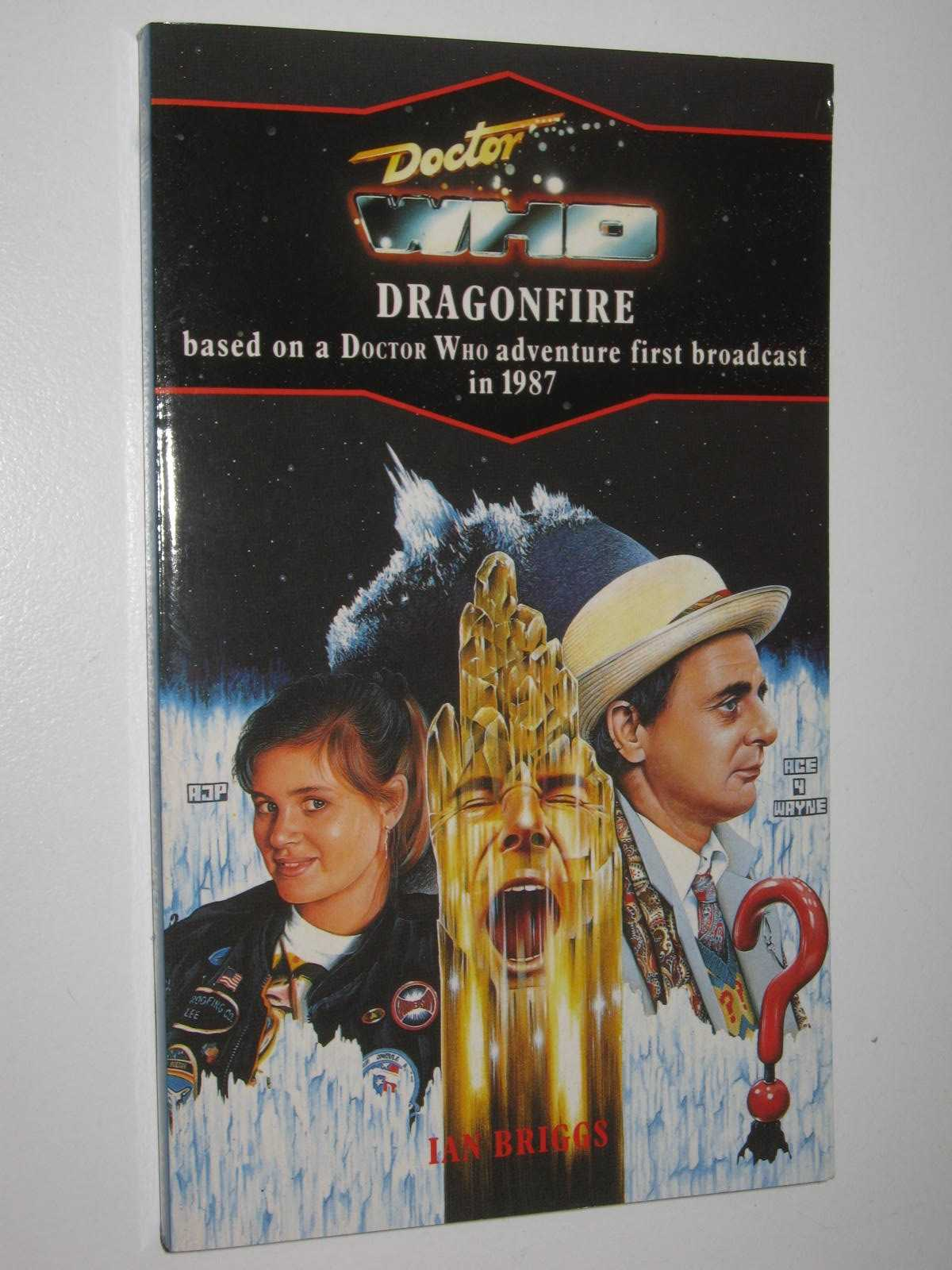 Image for Dragonfire - Doctor Who Library #137