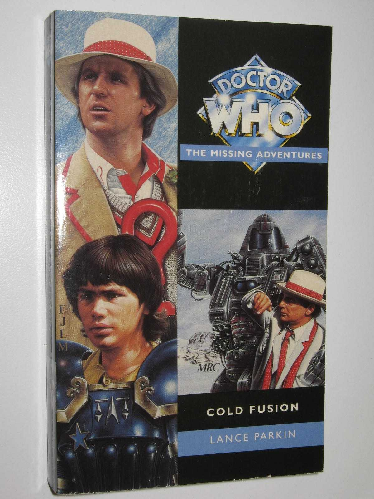 Image for Cold Fusion - Doctor Who: The Missing Adventures Series #29