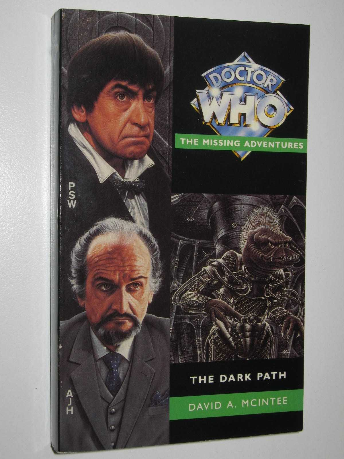 Image for The Dark Path - Doctor Who: The Missing Adventures Series #32
