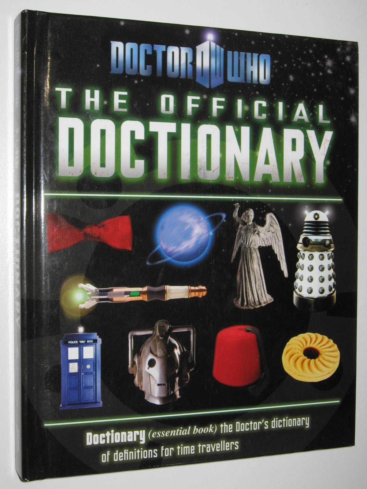 Image for Doctor Who: The Official Doctionary