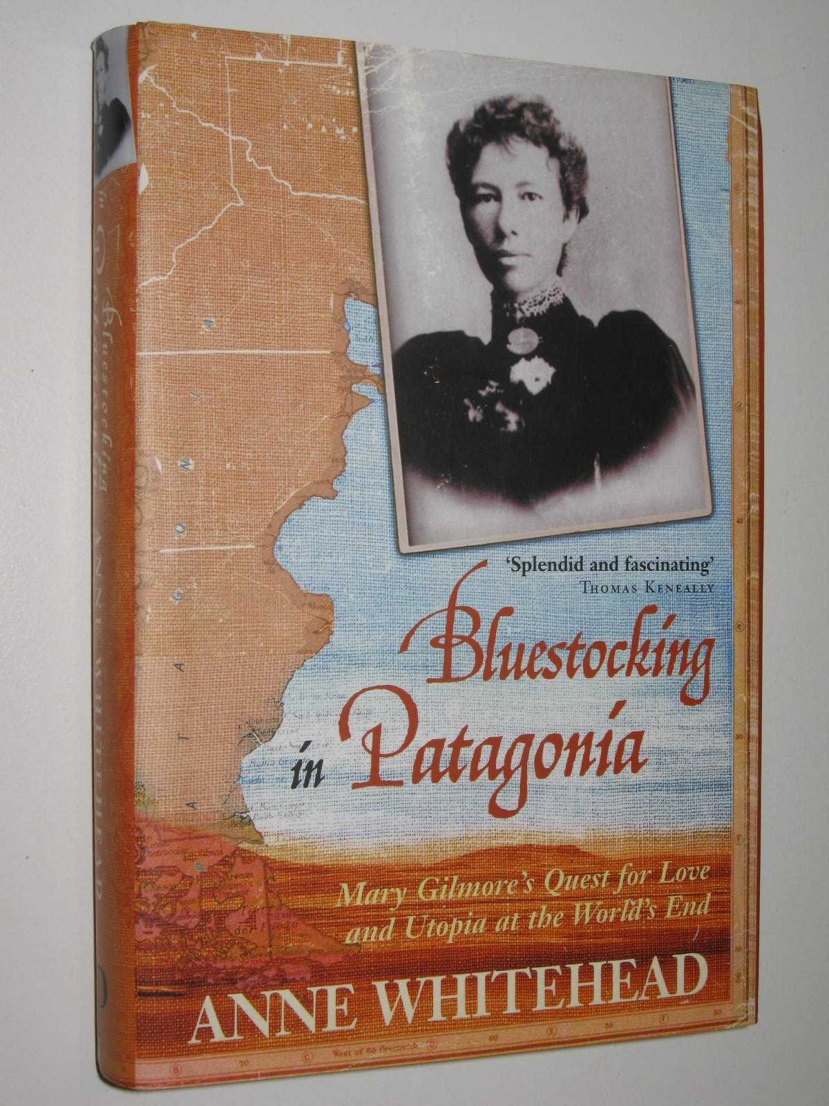 Image for Blue Stocking in Patagonia : Mary Gilmore's Quest for Love and Utopia at the World's End