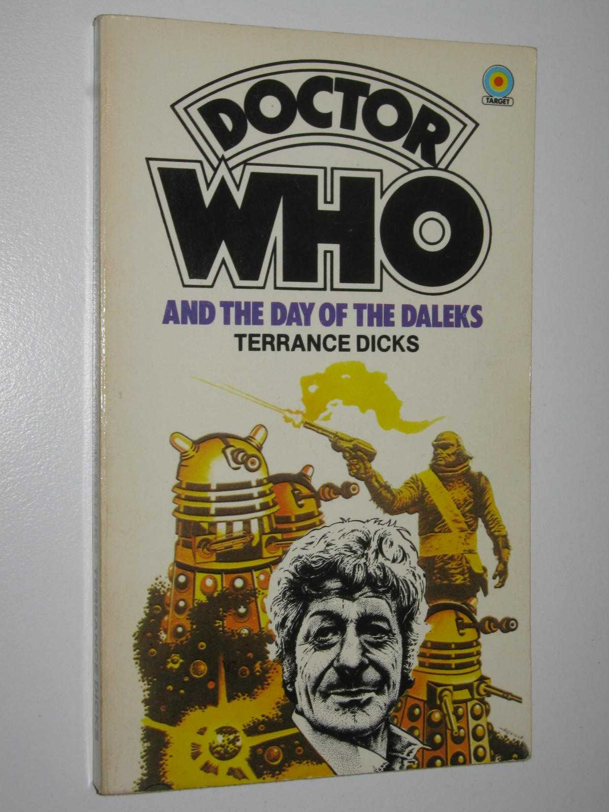 Image for The Day of the Daleks - Doctor Who Library #18