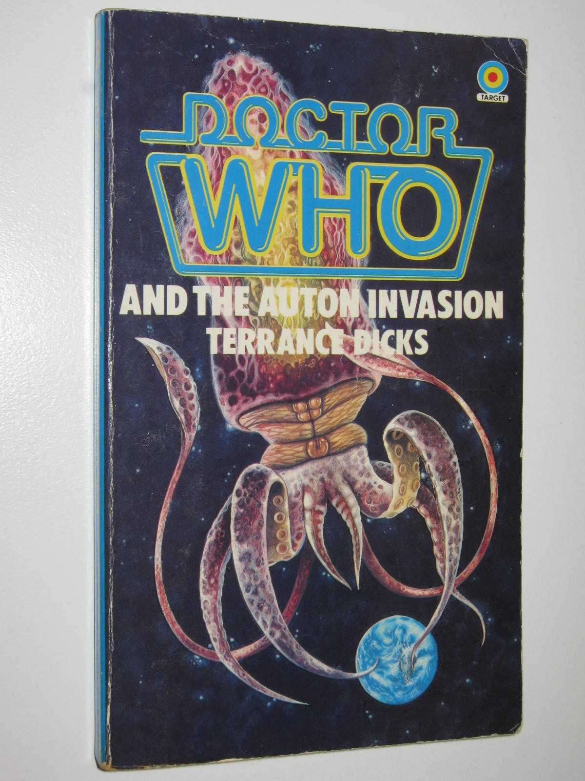 Image for Doctor Who and the Auton Invasion - Doctor Who Library #6