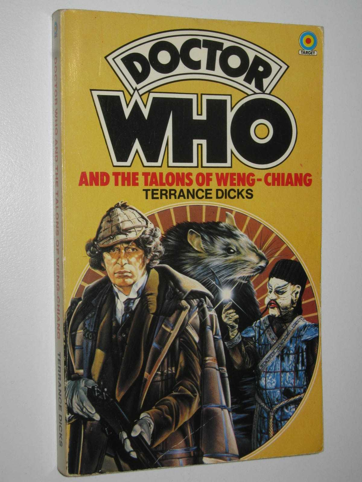 Image for Doctor Who and the Talons of Weng-Chiang - Doctor Who Library #61