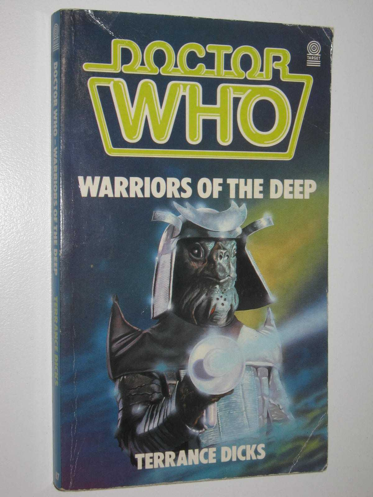 Image for Warriors of the Deep - Doctor Who Library #87