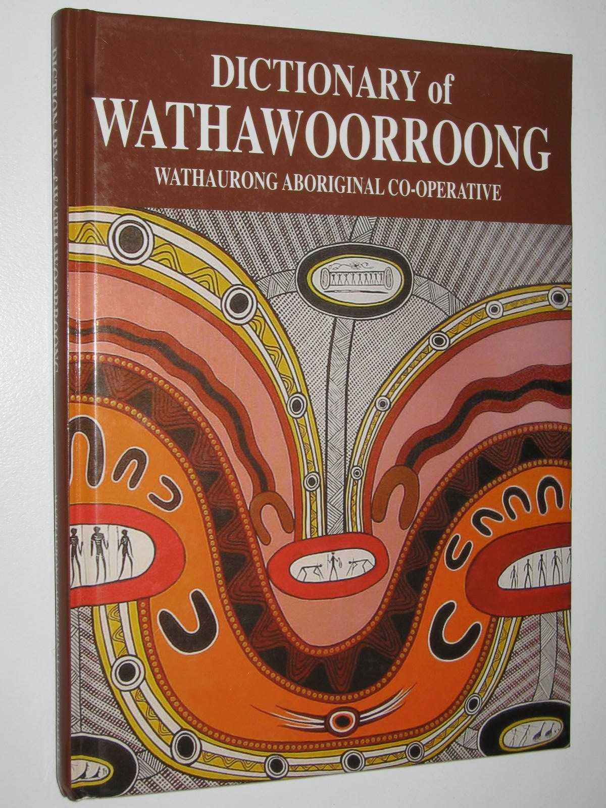 Image for Dictionary of Wathawoorroong