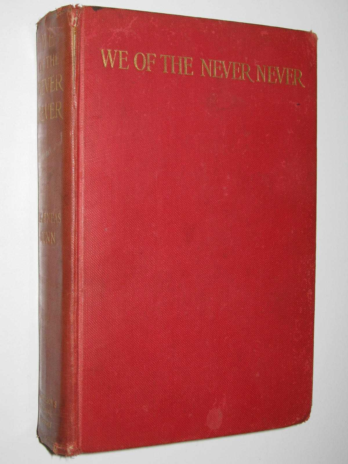 Image for We of the Never Never