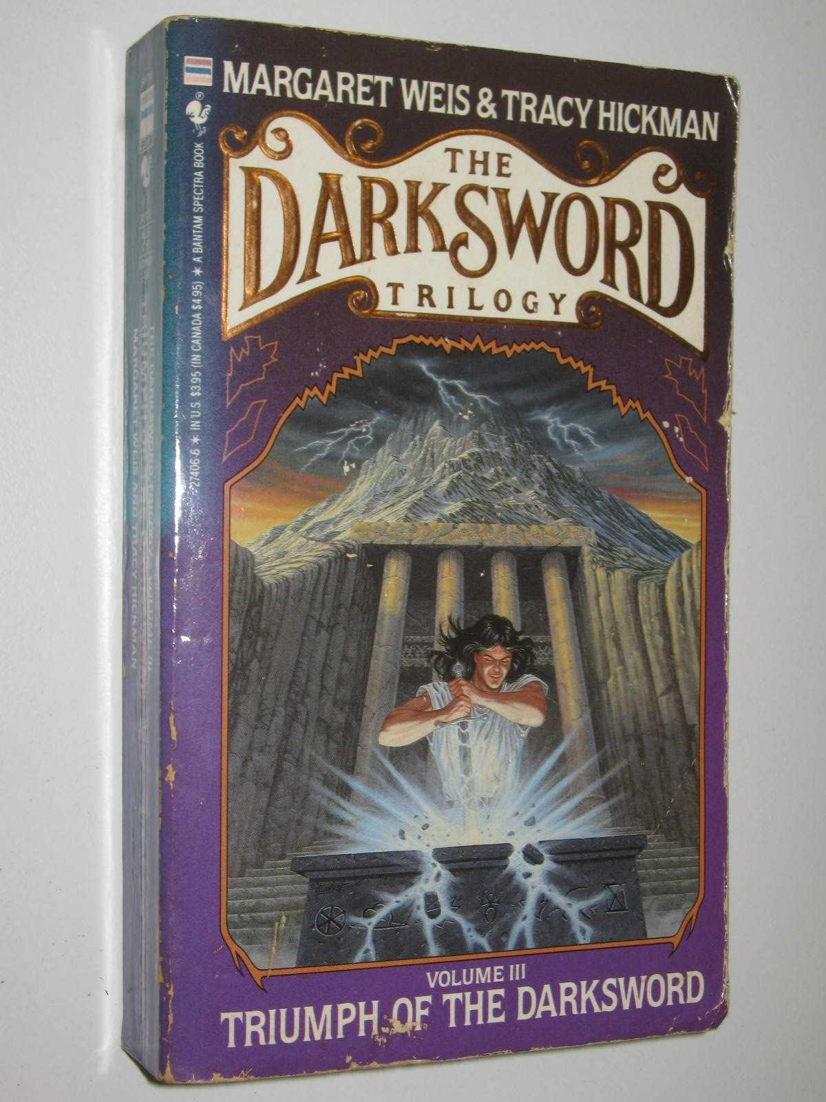 Image for Triumph of the Darksword - The Darksword Trilogy #3