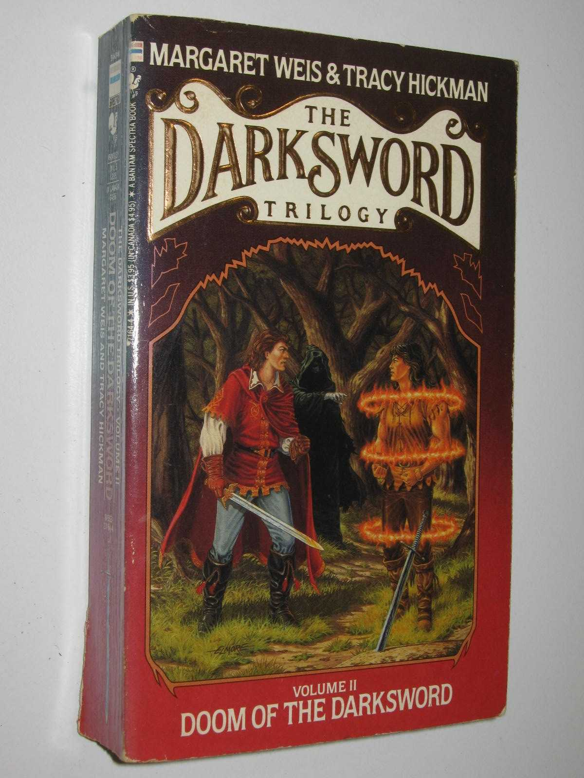 Image for Doom of the Darksword - The Darksword Trilogy #2