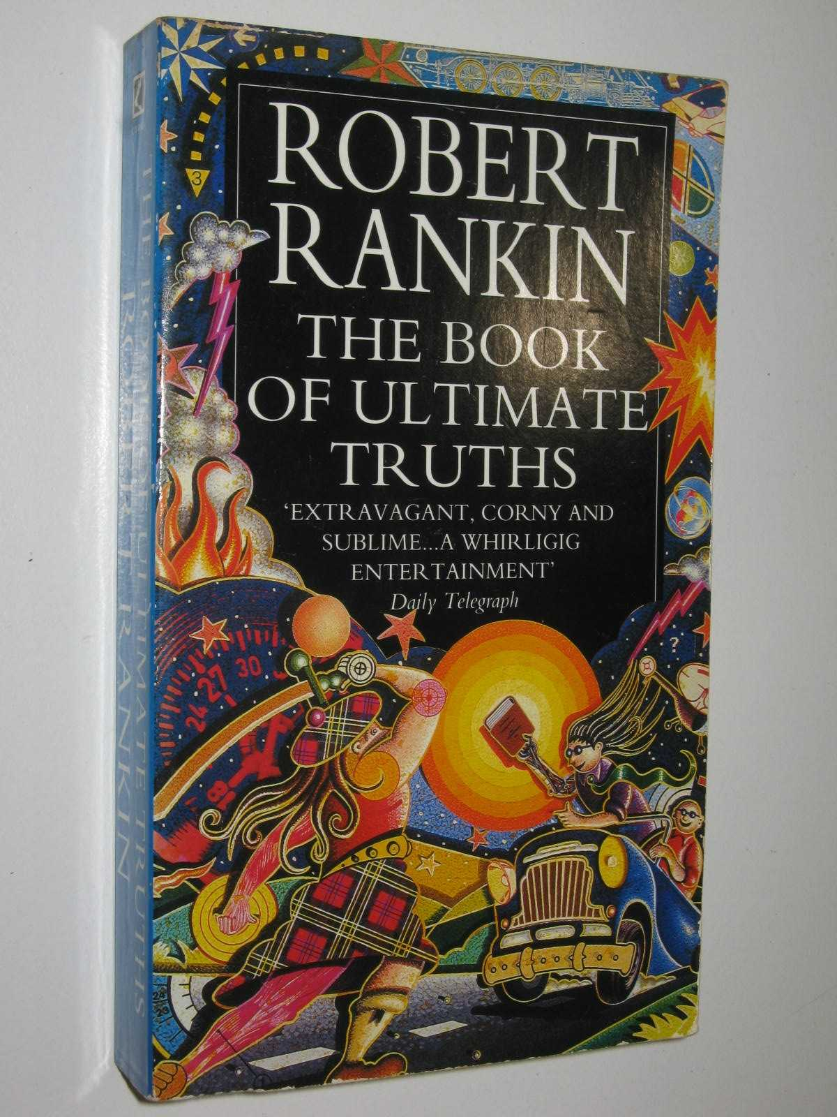Image for The Book of Ultimate Truths