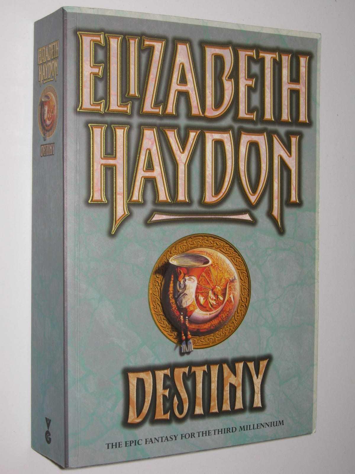 Image for Destiny - Rhapsody Trilogy #3