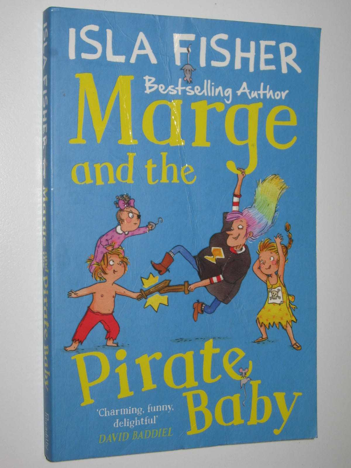 Image for Marge and the Pirate Baby