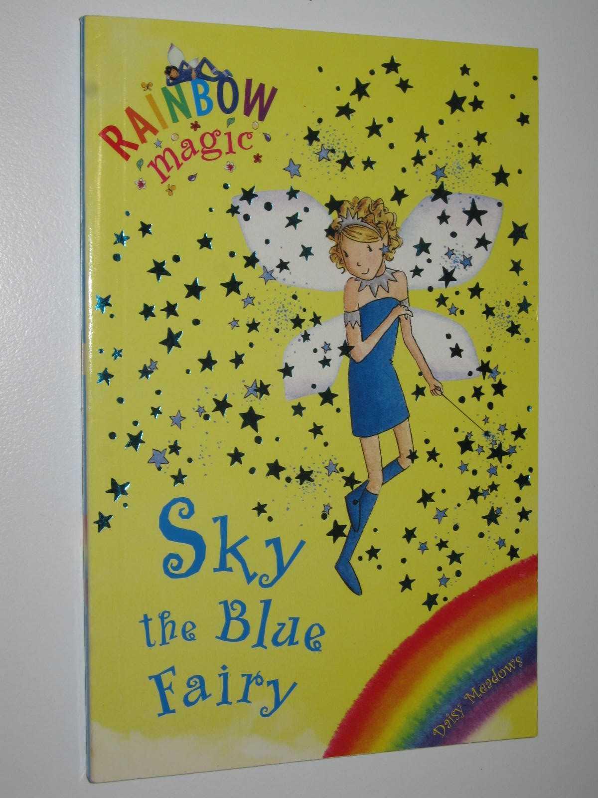 Image for Sky the Blue Fairy - Rainbow Magic Series #5