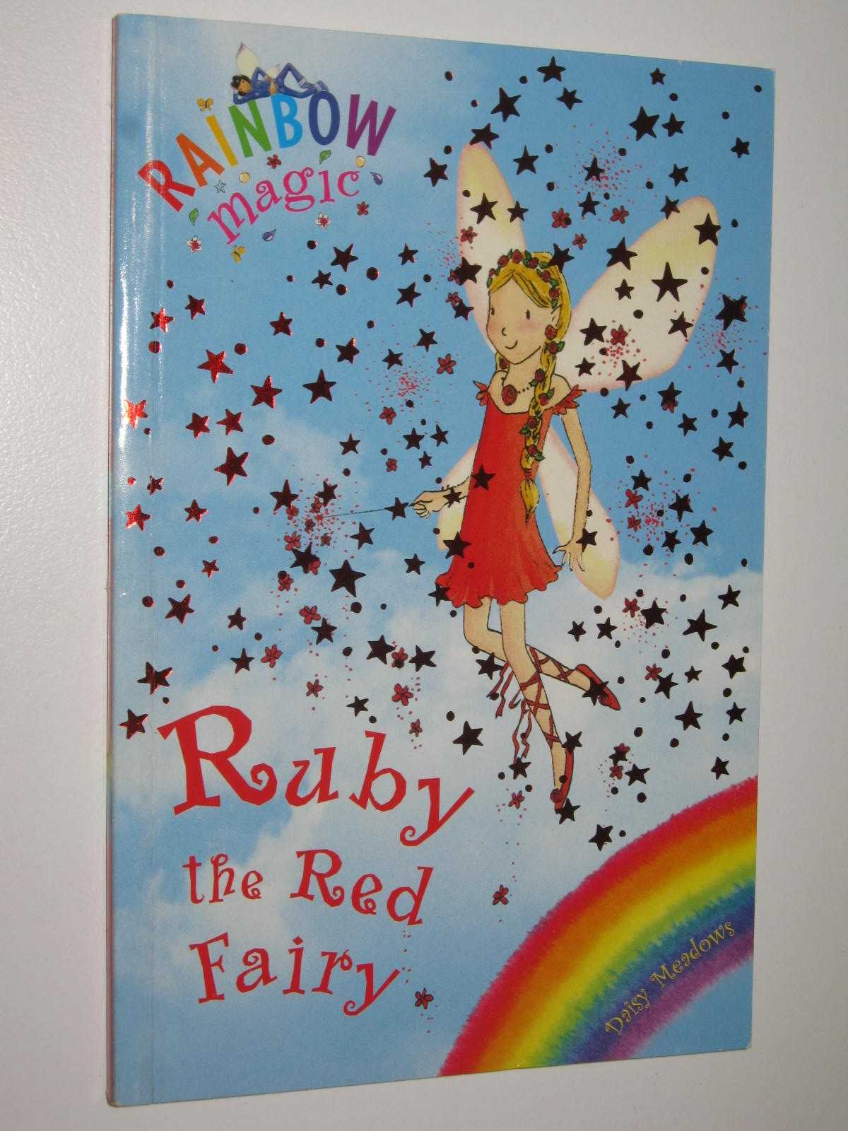 Image for Ruby the Red Fairy - Rainbow Magic Series #1