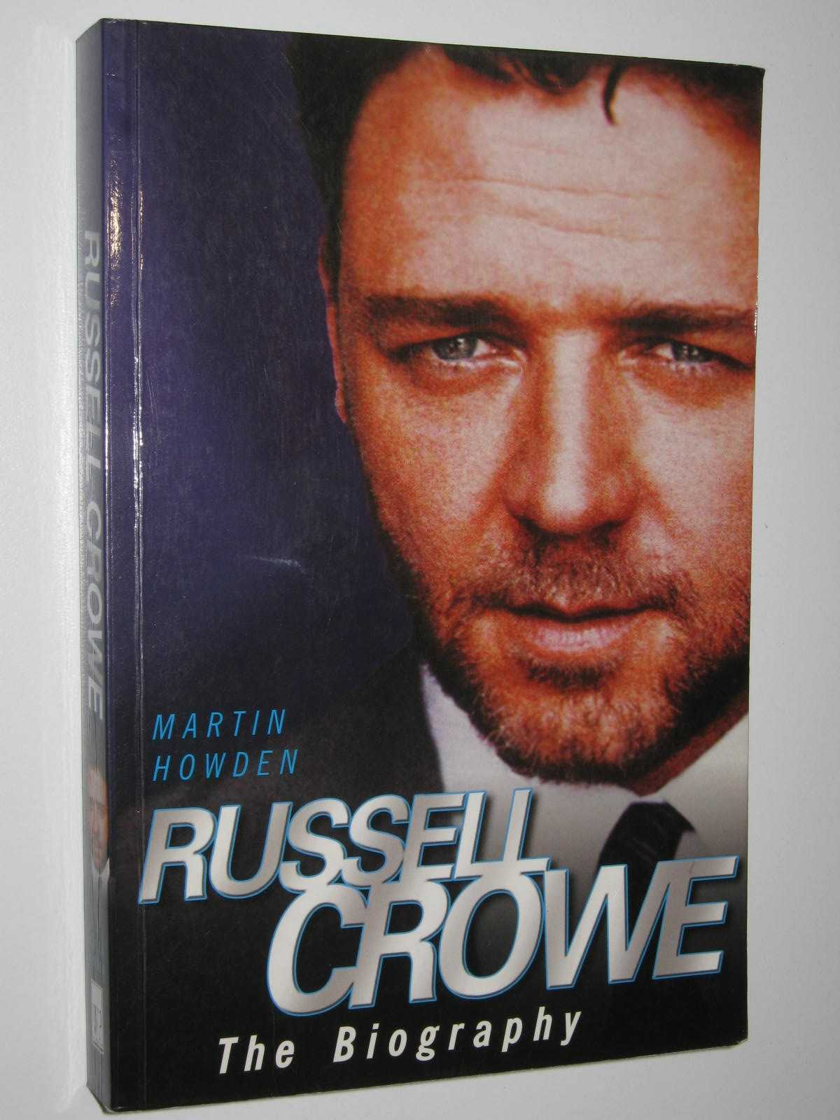 Image for Russell Crowe, the Biography