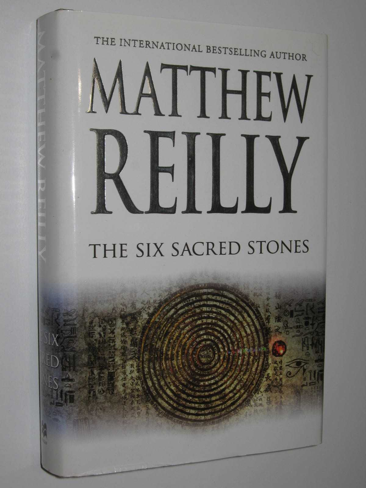 Image for The Six Sacred Stones - Jack West Series #2