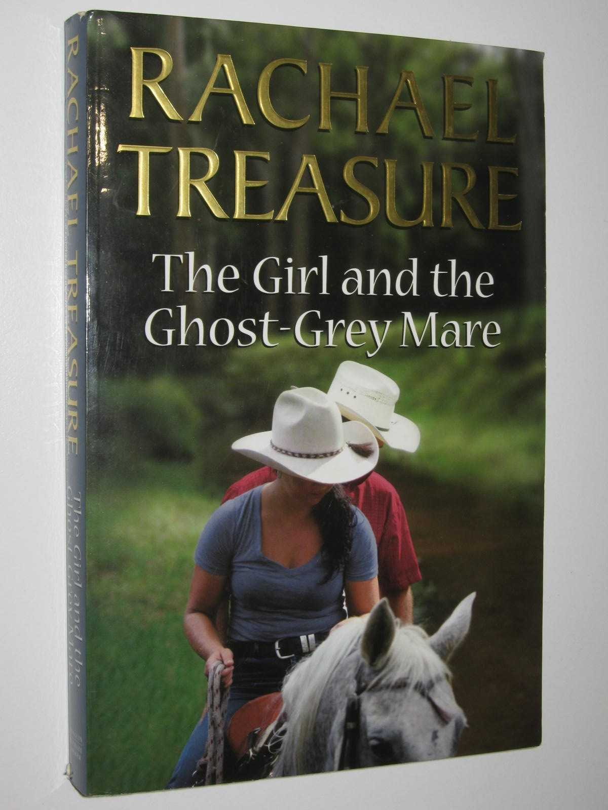 Image for The Girl and the Ghost-Grey Mare