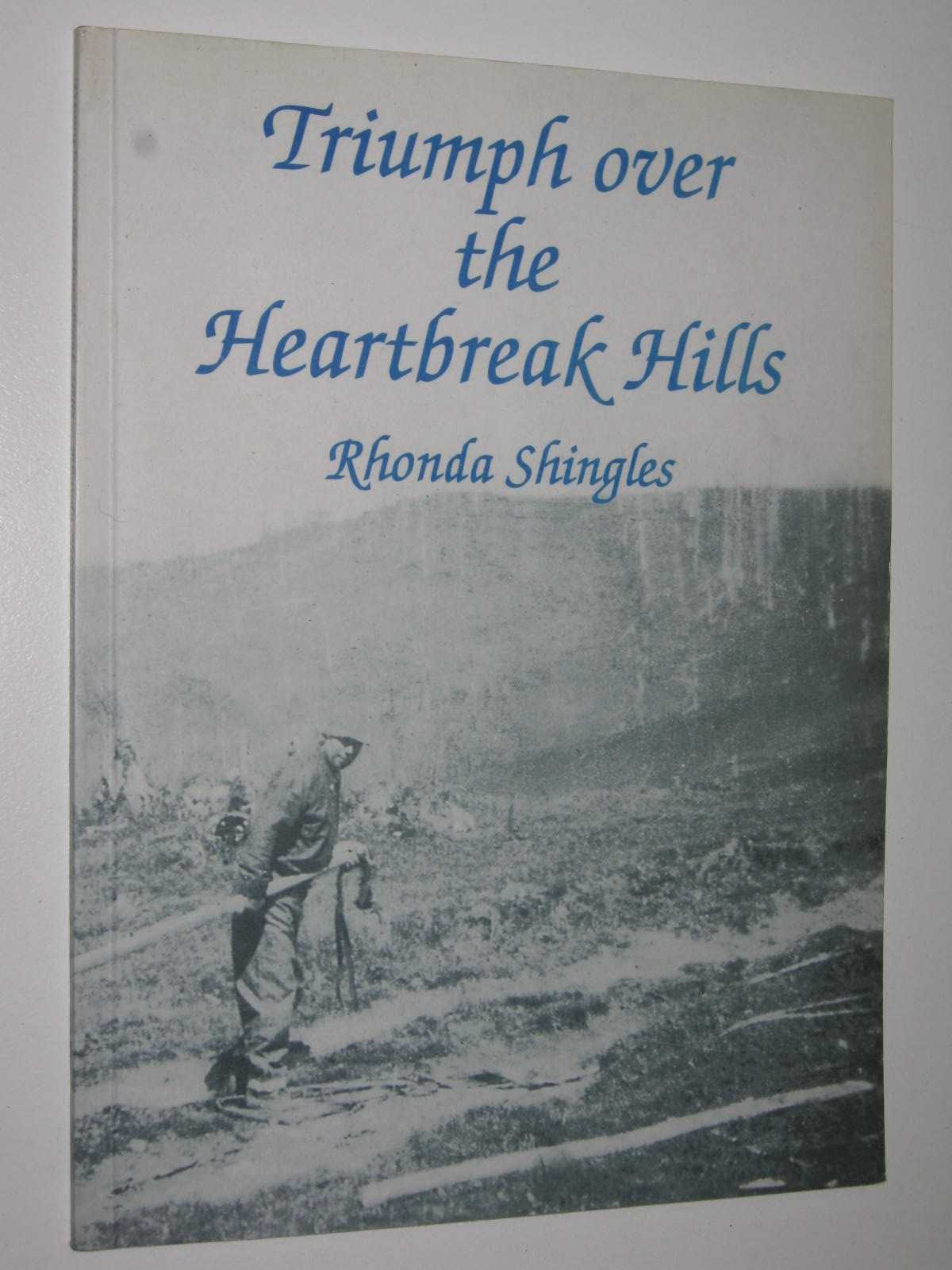 Image for Triumph Over the Heartbreak Hills : Personal Reminiscences from the 1880s to the Present