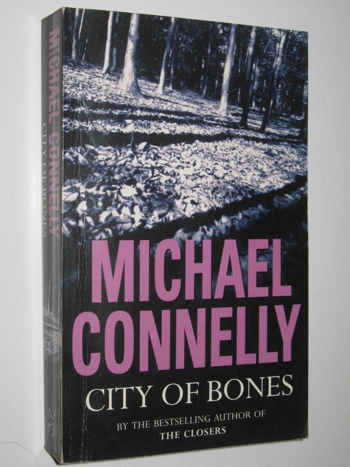 Image for City of Bones - Harry Bosch Series #410
