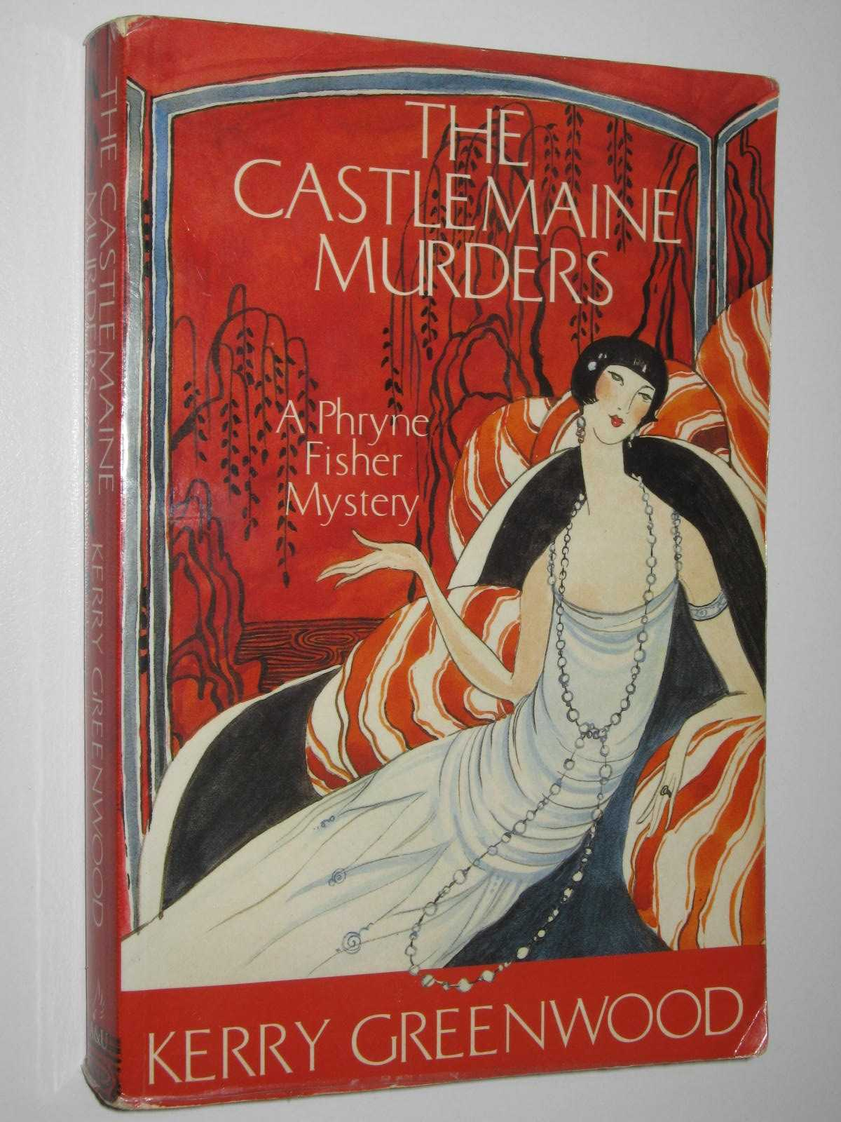 Image for The Castlemaine Murders - Phryne Fisher Series #13