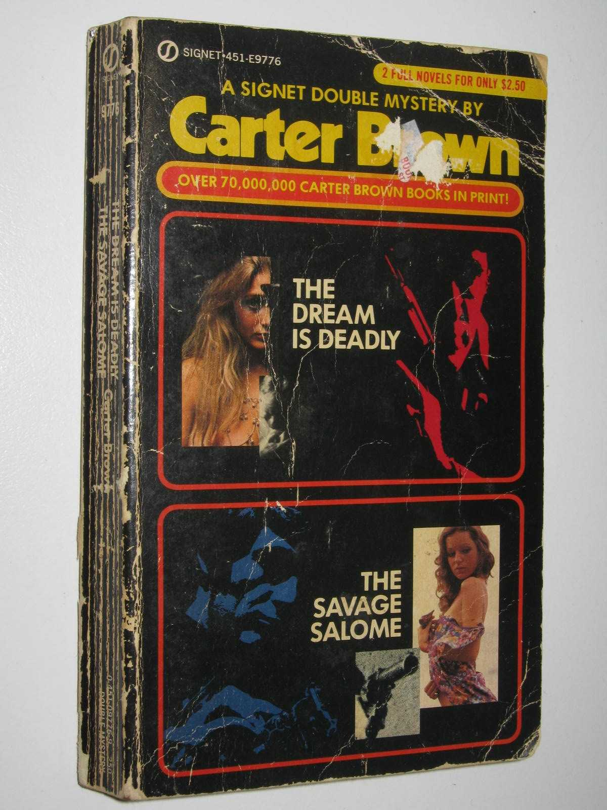 Image for The Dream is Deadly + The Savage Salome