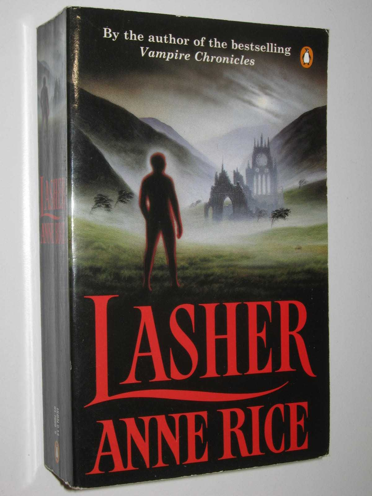 Image for Lasher - Lives of the Mayfair Witches Series #2