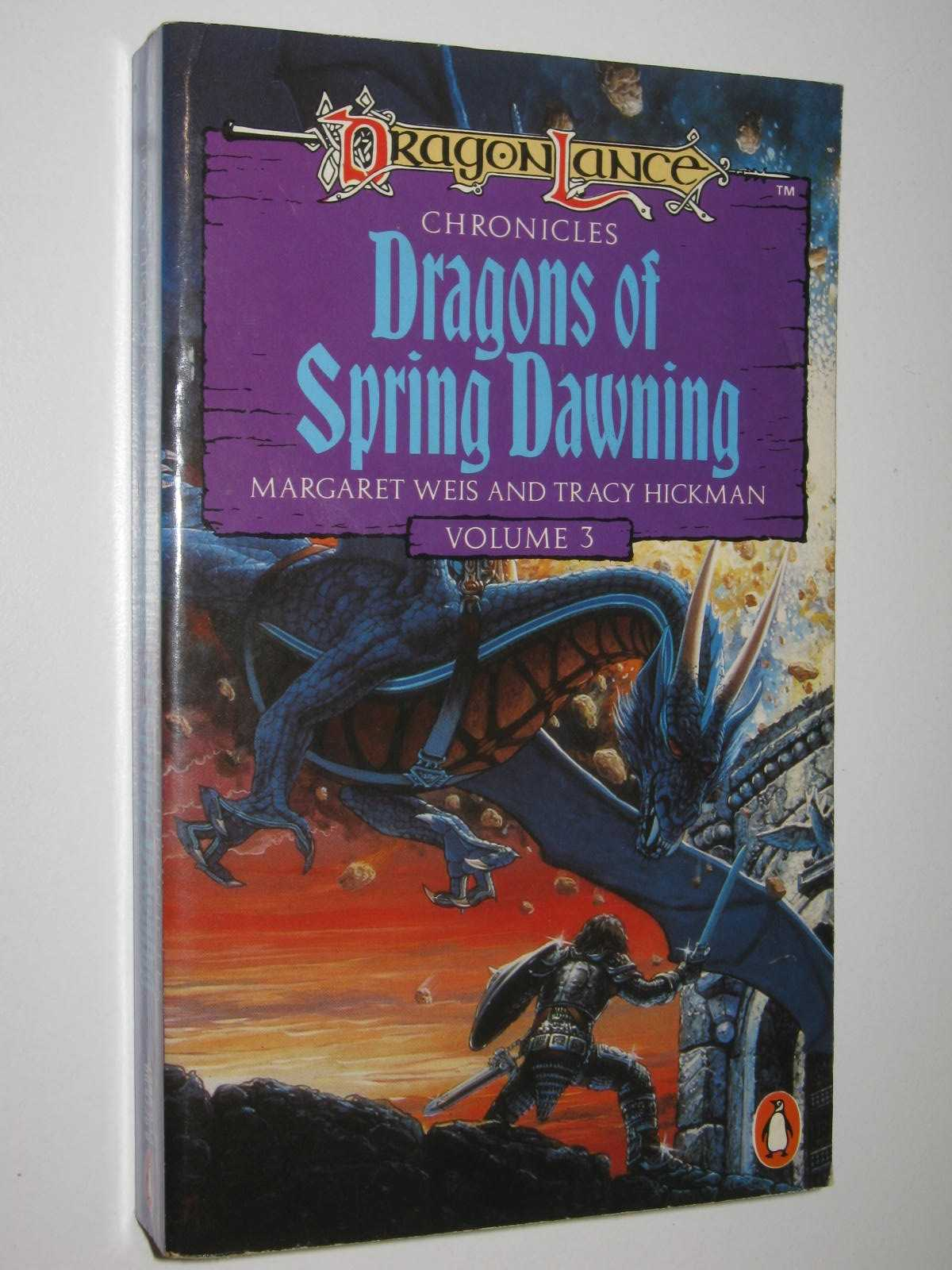 Image for Dragons of Spring Dawning - DragonLance Chronicles #3