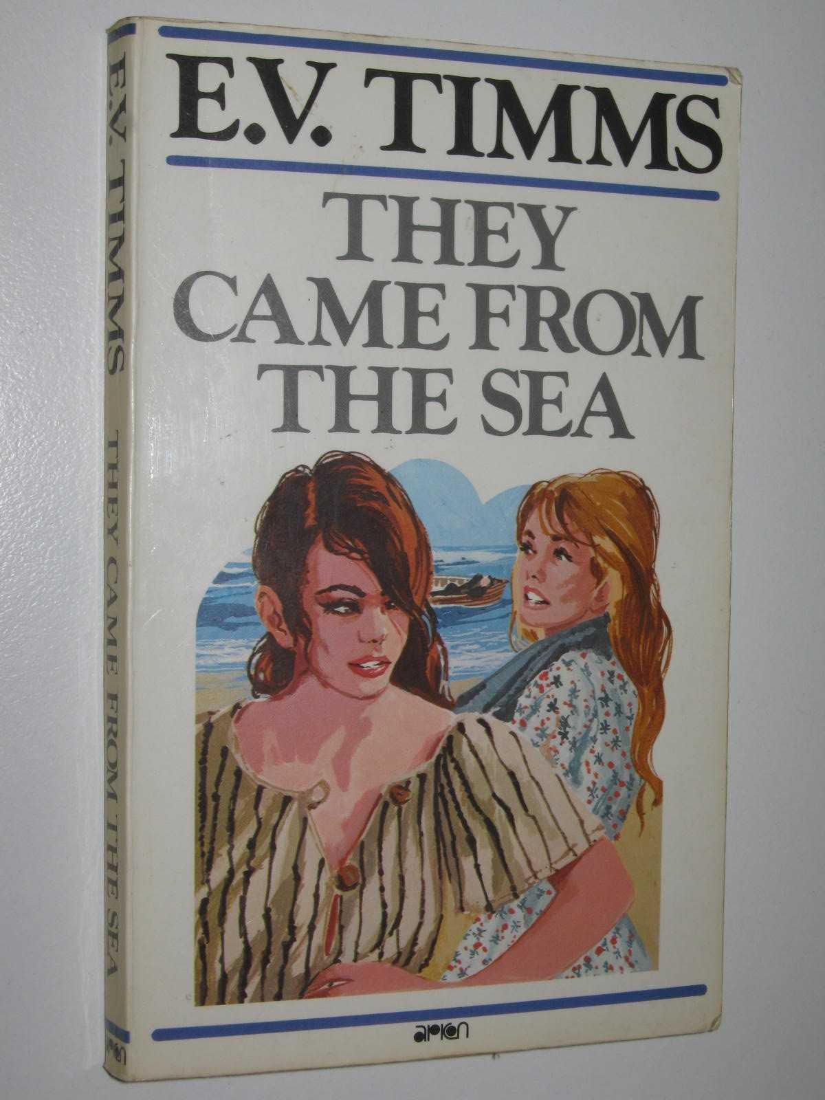 Image for They Came From The Sea - Great South Land Series #8