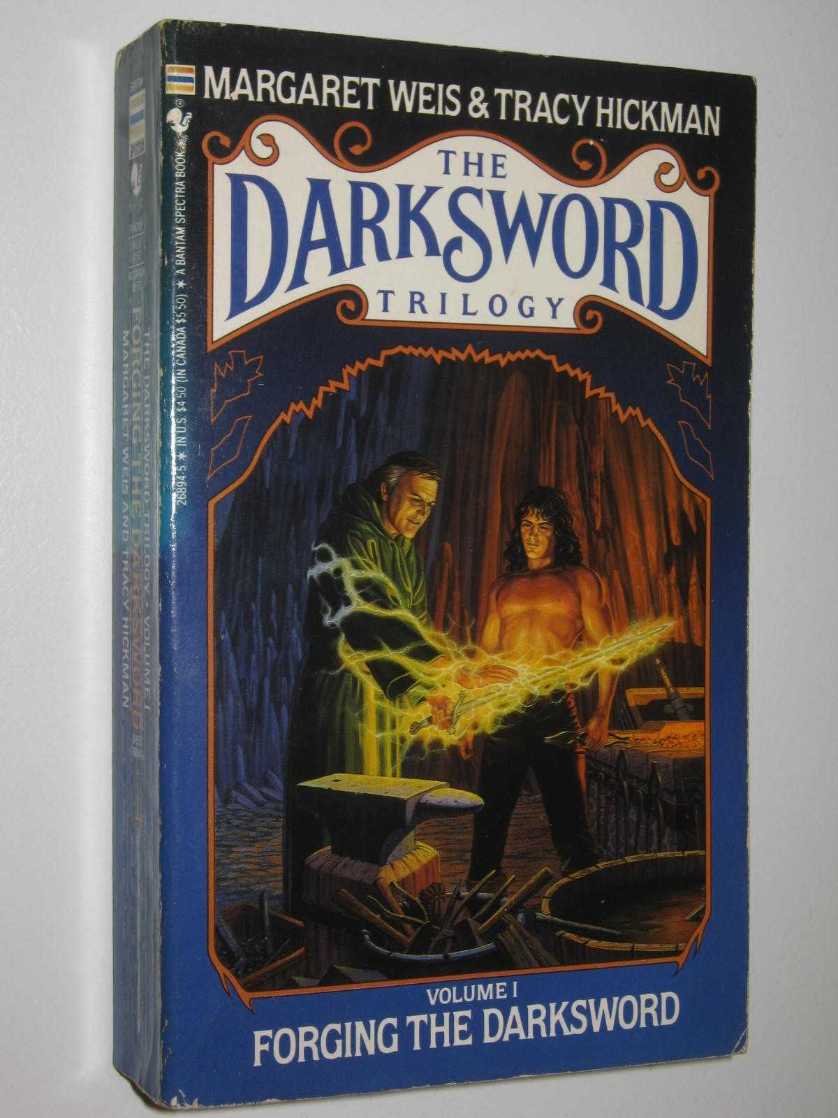 Image for Forging the Darksword - The Darksword Trilogy #1