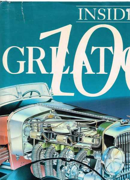HODGES, DAVID (EDITOR) - Inside 100 Great Cars