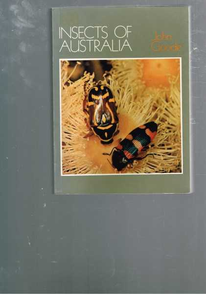 GOODE, JOHN - Insects of Australia