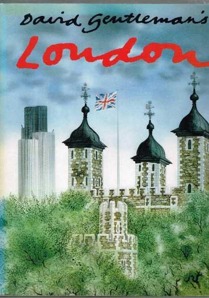 DAVID GENTLEMAN - David Gentleman's London
