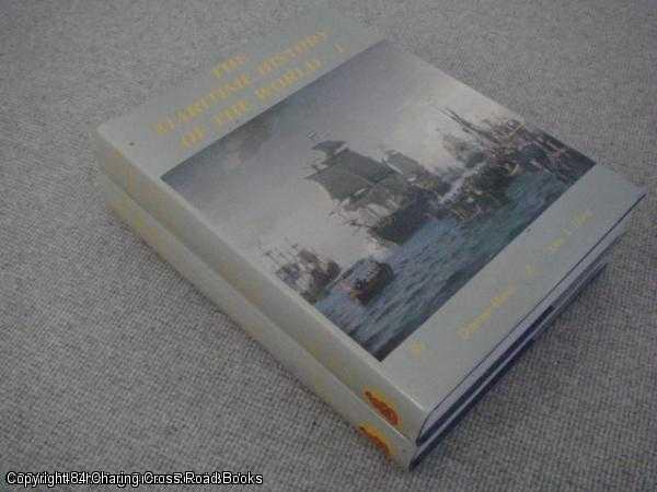 HAWS, DUNCAN; HURST, ALEX - The Maritime History Of The World