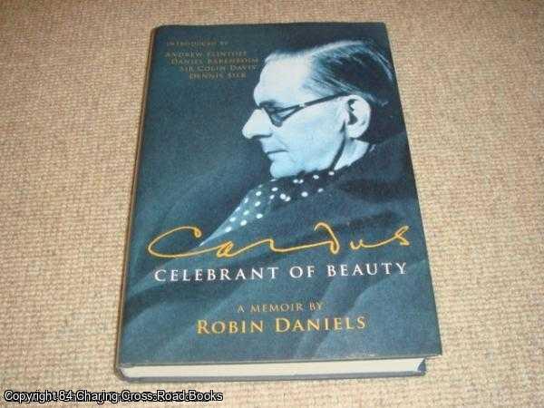 DANIELS, ROBIN - Cardus: Celebrant of Beauty