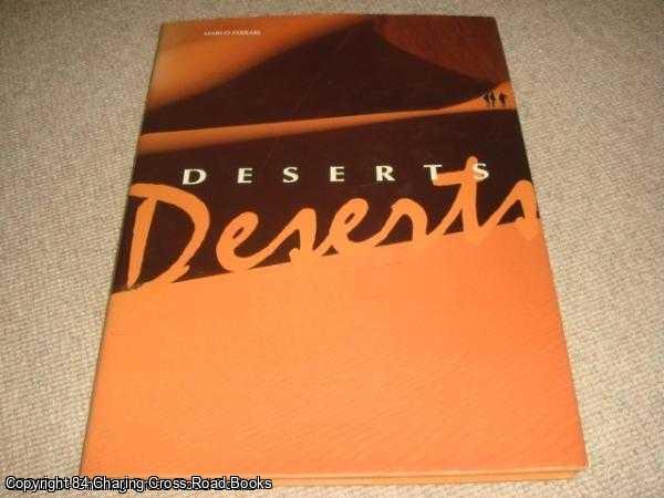 FERRARI, MARCO - Deserts