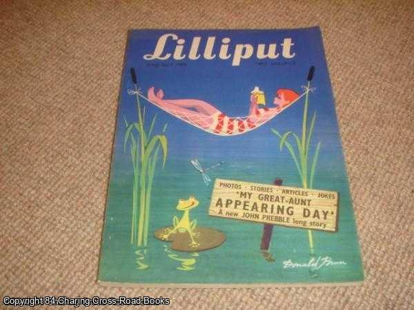 - Lilliput Magazine - June - July 1952