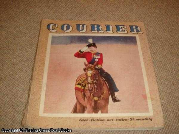 - Courier Magazine July 1951 Vol 17 No 1