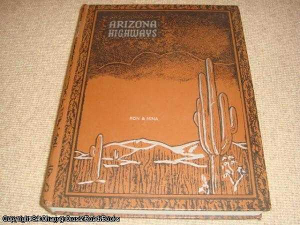 HARELSON, HUGH (ED.) - Arizona Highways 1988